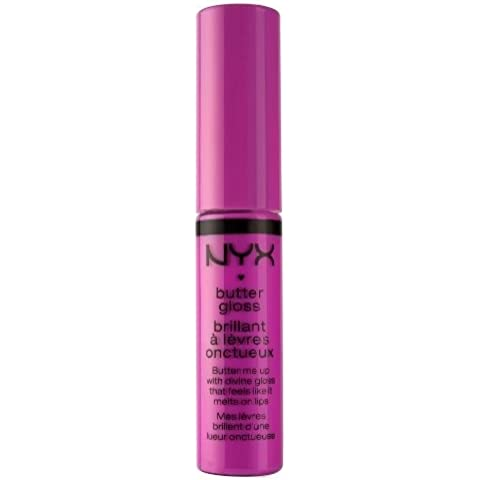 (6 Pack) NYX Butter Gloss - Sugar