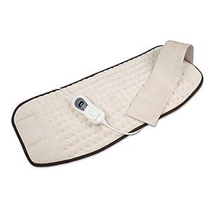 Medisana HP-A68 Heizkissen – Für Bauch, Rücken und Gelenke – Wärmekissen mit 3 Temperaturstufen – mit Überhitzungsschutz und Abschaltautomatik – maschinenwaschbar – 99214