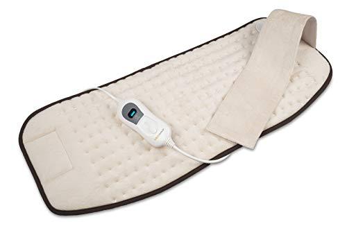 Medisana HP-A68 Heizkissen - Für Bauch, Rücken und Gelenke - Wärmekissen mit 3 Temperaturstufen - mit Überhitzungsschutz und Abschaltautomatik - maschinenwaschbar - 99214