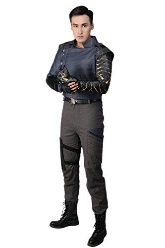 Halloween Kostüm Cosplay Anzug Herren Jacke mit Hosen -