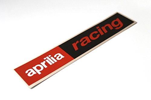 Aufkleber Sticker RACING Aprilia SR 50 Street RS RSV 125 Roller Motorrad #1