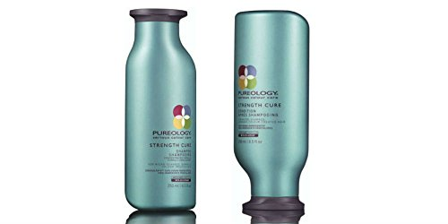 Pureology Strength Cure Shampoo 250ml & Condition 250ml Duo