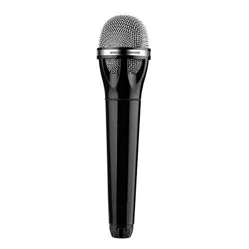 Excelvan K18 Microfono Professionale Wireless Bluetooth Supporto Cavo Audio Portable Leggero Ricarica USB Microphone Con il Recettore Per KTV Casa Discorso Presentazione