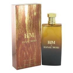 Hanae Mori Him Eau De Parfum Spray By Hanae Mori