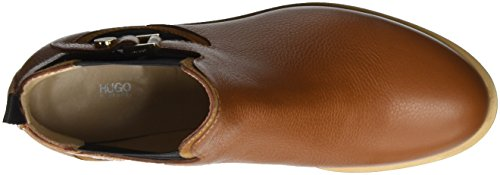 Hugo Eddy-G 10193788 01, Bottes Chelsea Femme Marron (Light/Pastel Brown 230)
