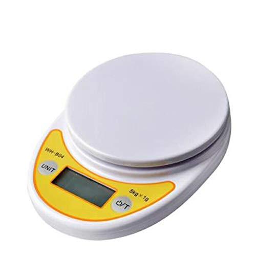 LJBN Bewegliche Digital-Skala, Elektronische LED-Anzeige High Precision Küchenwaagen Nahrungsmittelskala Skala Wiegen
