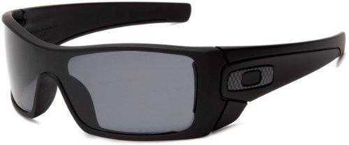 Oakley Herren BATWOLF Sonnenbrille, Schwarz (Negro Mate), 0 (Batwolf Oakley Sonnenbrille)