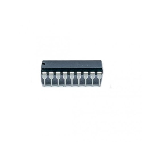 5x HT12D IC remote control decoder, HOLTEK, 2.4÷12VDC, DIP18 /fba -