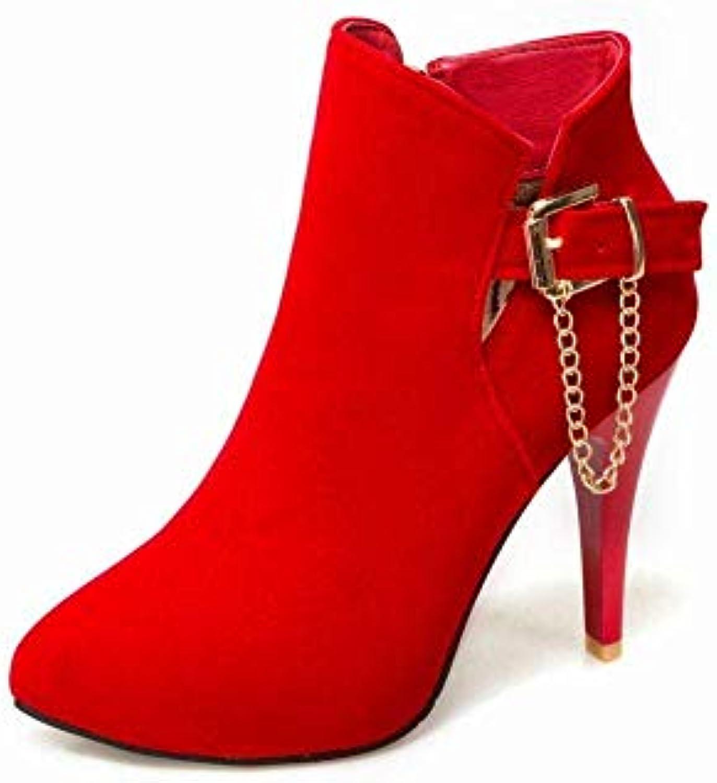 Chaussures Bottes Fuweiencore Pour Printemps Femmes Martin De Zxn1vfqw