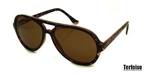 LKVNHP Sorbern Pilot Brille Frau Vintage Sport Sonnenbrille Männer Sonnenbrille Shades Markendesigner Oculo EsportivoTortoise