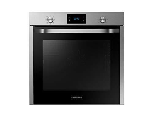 Samsung NV75J3140RS/ET - Horno Medio, Horno eléctrico, 75 L, 1800 W, 75 L, 50-250 °C