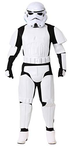 (Deluxe Star Wars Stormtrooper für Erwachsene Karneval Fasching Verkleidung)