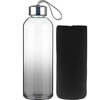 Glasflasche 1 Liter Dein Bürobedarfde