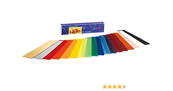 Stockmar Modeling Beeswax 12 Assorted Sheets 51200