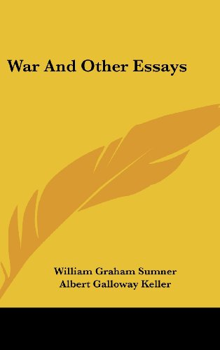 War and Other Essays