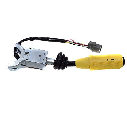 Neuf 701/52601,701/37702 F & R Orward et envers commutateur lumières et essuie-glaces Colonne commutateur pour JCB 3 Cx JCB 4 CX