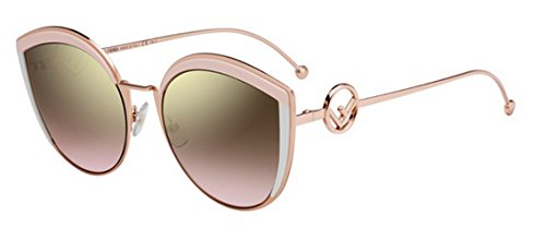 Fendi ff 0290/s 35j pink rosa new ad core 2018