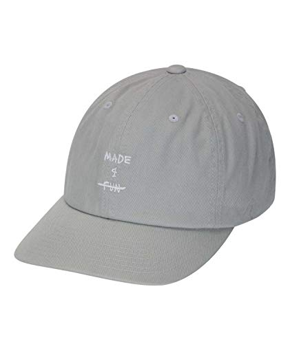 Hurley W MADE4FUN DAD HAT Casquette Femme light grey FR Unique (Taille  Fabricant   1SIZE 2add5b13f7c