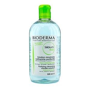 Bioderma Sébium H20 – Solución limpiadora (500 ml)