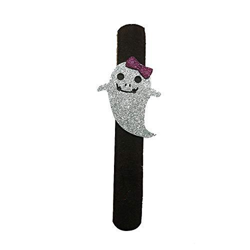iv Halloween Karikatur Kürbis Klopfen Hand Ring Klatschen/Klatschen Armband Dekor Zum Kinder Tasche Party Lager Tasche Geschenk Feier Süßigkeiten Festival Dekorationen ()