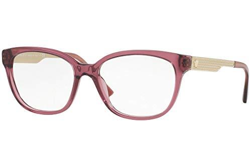 Versace VE3240 Brillen 54-16-140 Transparent Violette Mit Demonstrationsgläsern 5209 VE 3240