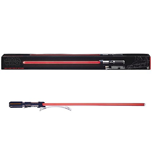 Star Wars B3924 The Black Series - Sabre laser Force FX de Darth Vador