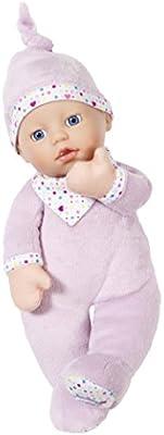 BABY born First Love Rosa, Color blanco muñeca - muñecas (Beige, Rosa, Color blanco, Unisex, Chica, Tela, Vinilo, CE, 300 mm)