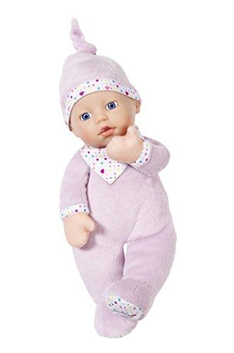 Zapf 4001167823439 Puppe, mehrfarbig (Mädchen Die Erste Puppe)