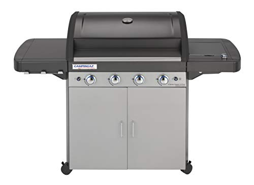Campingaz 4 Series Classic LS Plus Barbecue a Gas, Grigio Scuro, 160.3 x 60 x 115.6 cm