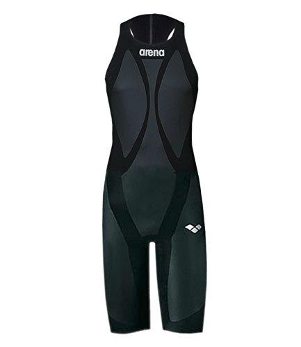 arena Herren Schwimmanzug Men Powerskin R-Evo+ Full Body Short Leg schwarz (S)