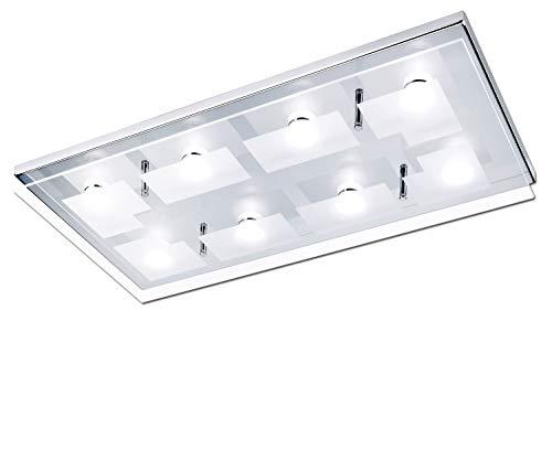 Paul Neuhaus 8-flammige LED Deckenleuchte Chiron - 3