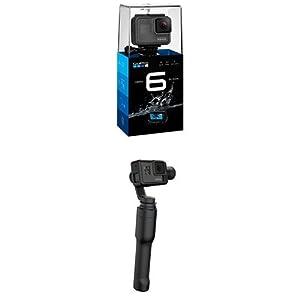 GoPro HERO6 Black Kamera + GoPro Karma Grip