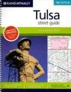 Rand McNally Tulsa Street Guide: Including Broken Arrow Eine Karte Von Tulsa