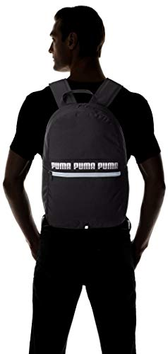 Puma 22 Ltrs Puma Black School Backpack (7559201) Image 4
