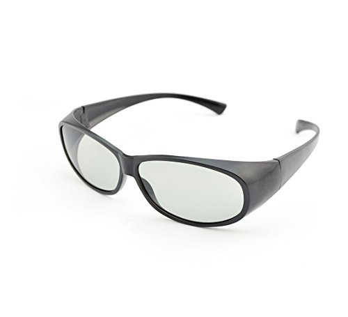 Occhiali 3D polarizzati passivi, occhiali 3D per TV o cinema