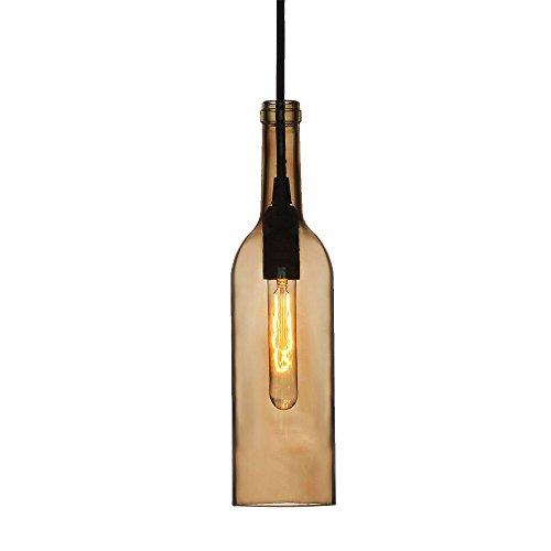 V-TAC SKU. 3776Hängeleuchte Flasche Leuchtmittel vt-7558, Kunststoff, und andere Material, E14,...