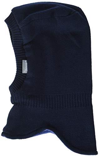 Sterntaler Baby-Jungen Bonnet Mütze, Blau (Marine 300), One Size (Herstellergröße: 47)