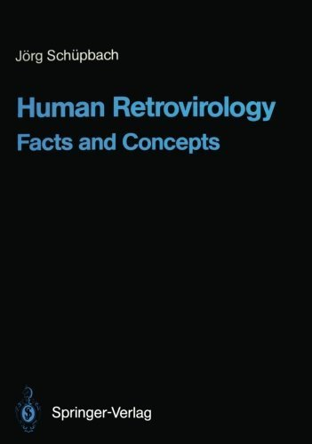 Human Retrovirology: Facts and Concepts (Current Topics in Microbiology and Immunology) by J????rg Sch????pbach (1990-01-22)