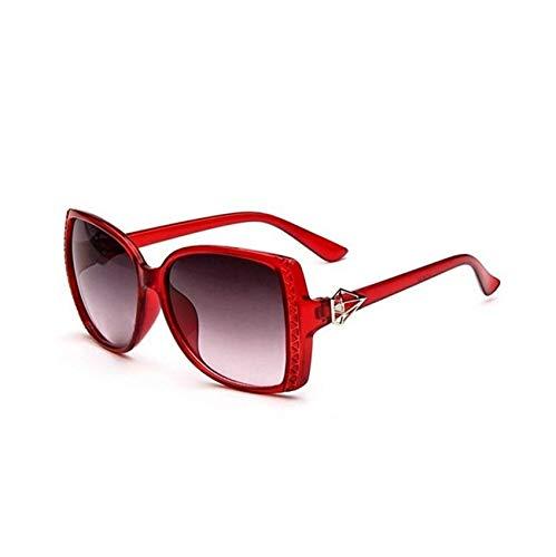 Klassische Sportsonnenbrille, Vintage Mirror Female Women Cat Eye Sunglasses Cute For Women Oculos Feminino