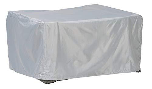 Loungesofa Abdeckung / Schutzhülle für Gartensofa - Premium Plus Leicht (220 x 90 x 70 cm) wasserdicht, winterfest, atmungsaktiv - Abdeckplane für 3er Gartenmöbel / Ultraleicht / UV- & Frostbeständig