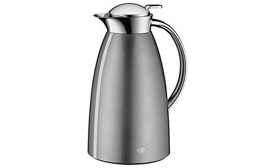 Alfi 3521218100 Gusto Carafe à Café et à Thé Gris 1000 ML