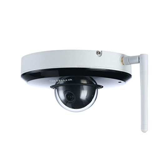 Dahua Technology IP WiFi Outdoor Kamera PT 2MP Starlight IVS Audio Dahua - SD1A200T-GN-W