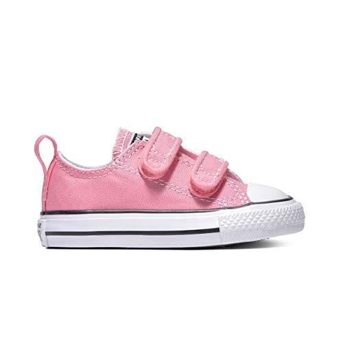 ucks Pink Mädchen Baby Sneaker Klett Canvas pink 709447C, Schuhgröße:21 EU ()