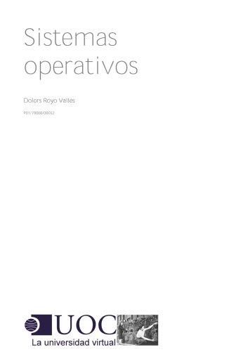 Sistemas operativos por Dolors Royo Vallés