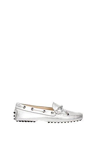 loafers-tods-damen-leder-silber-xxw0fw05030sv0b200-silber-405eu