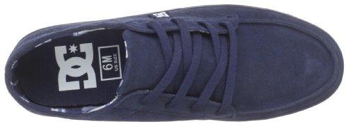 DC Shoes Standard Shoe, Chaussures de skate homme Bleu