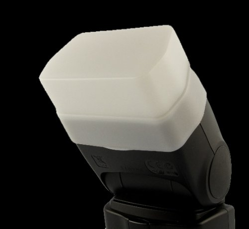 Pro Bouncer / Diffusor 100 % passgenau für Canon 430 EX / II