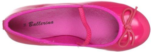 Indigo 422 204 Mädchen Ballerinas Pink (pink 513)