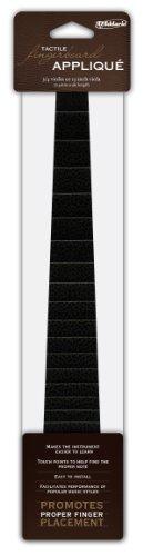 daddario-3-4-size-violin-304mm-scale-fingerboard-applique-black