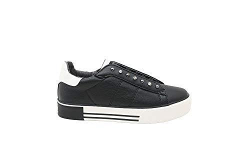 LIU-JO GIRL L3A4 20034 0193X333 Negro Zapatillas Zapatos De Mujer Calzado  Cómodo - Negro ca89598810e